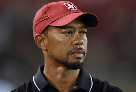 tiger woods tiger woods withdrawal reaction ranges from bummed to