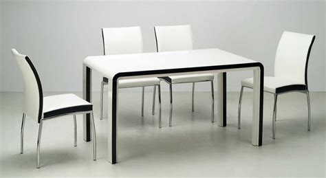 High End Dining Room Table And Chairs High End Rectangular Glass Top Leather Dining Room