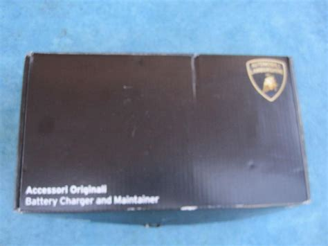 Lamborghini Battery Charger Purchase Lamborghini Battery Charger Maintainer