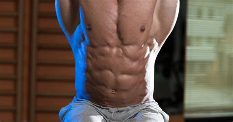 pulled abdominal muscles  exercise