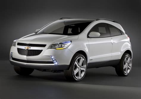chevrolet gpix crossover coupe concept top speed