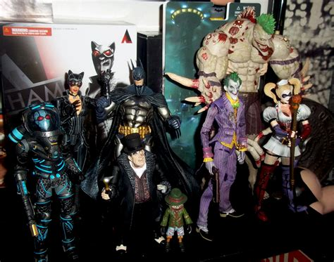 Figure Collection Fc One Absalom batman arkham series figure collection by classics4life on deviantart