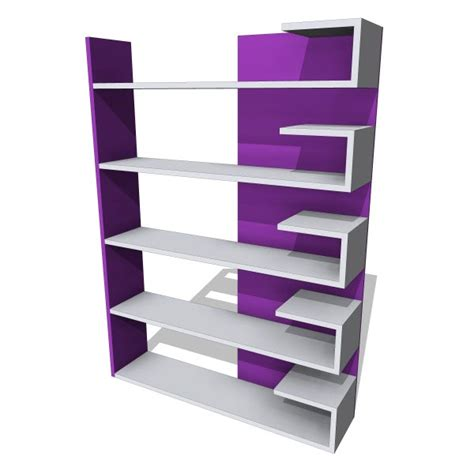 purple bookcase best home design 2018