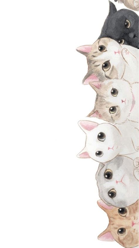 wallpaper iphone 6 kitty 17 best ideas about kawaii wallpaper on pinterest