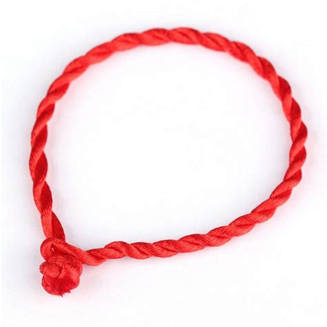 Braided Simple Style Lucky String Rope Cord Bracelet 2 pcs braided simple style lucky rope string cord bracelet new ebay
