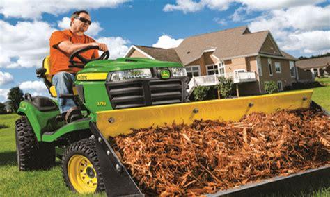 lawn tractors vs garden tractors mutton power equipment