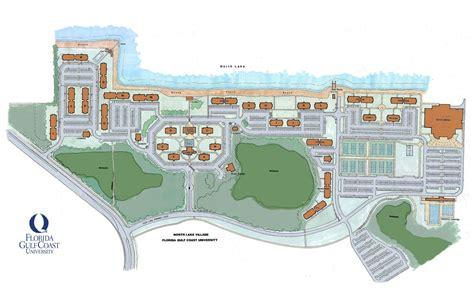 fgcu map lake map fgcu housing flickr
