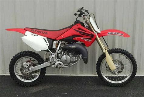 honda cr85 for sale 2007 honda cr85 motorcycles for sale