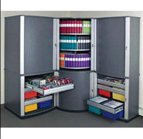 Binder Storage   File Carousels