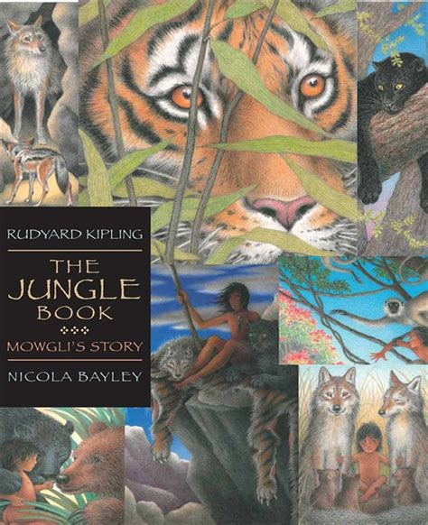 jungle book story with pictures candlewick press the jungle book mowgli s story