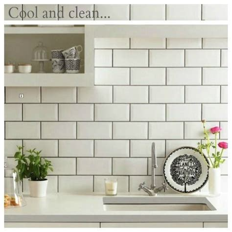White Tiles With Grey Grout Kitchen by What S Your Style Of Tile Grey White Subway Tiles And