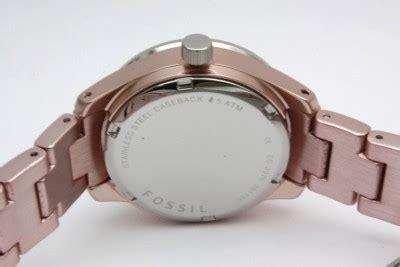 Fossil Include Tin Box new fossil stella gold aluminum glitz