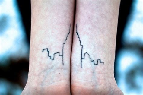 ny skyline tattoo 29 best images about new york tattoos on