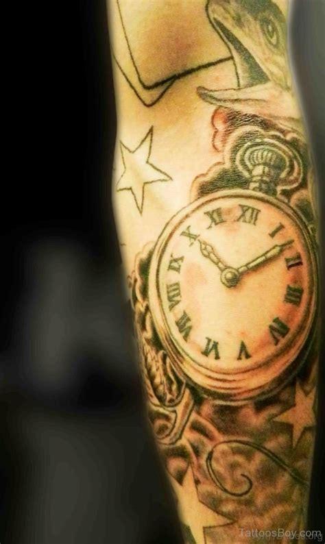 tattoo arm clock 75 classy clock tattoos on arm