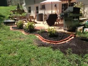 Landscape Bricks Brick Garden Edging Cj Grows