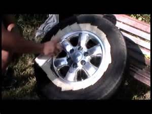 Stock Chevy Truck Wheels Painted Black How To Paint Your Stock Rims Black