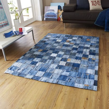 denim rug diy new directions in denim 3 diy denim upcycling for your home daily dose of