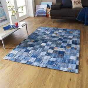 Diy Patchwork Rug - new directions in denim 3 diy denim upcycling for your