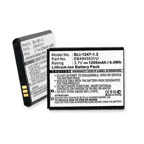 Battery Future Power Samsung S5570 Galaxy Mini 2 battery for samsung s5570 samsung cell phone batteries