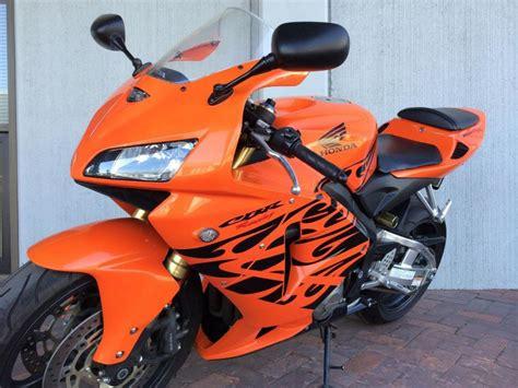 buy honda cbr600rr buy 2006 honda cbr 600f4i1 sportbike on 2040 motos