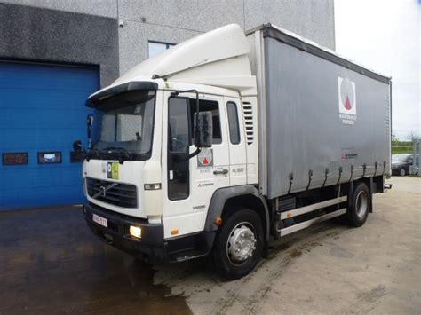 truck in ta fl volvo fl 250 18 ton mtm curtainsider truck from belgium