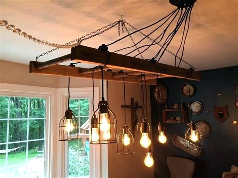 kitchen rustic kitchen lighting ideas