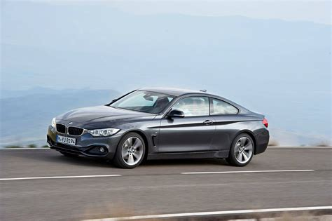 2014 bmw coupe 2014 bmw 4 series coupe images revealed