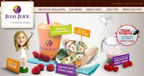 Jugo Juice Gift Card - jugo juice restaurant flyers online