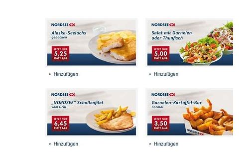 nordsee coupons online