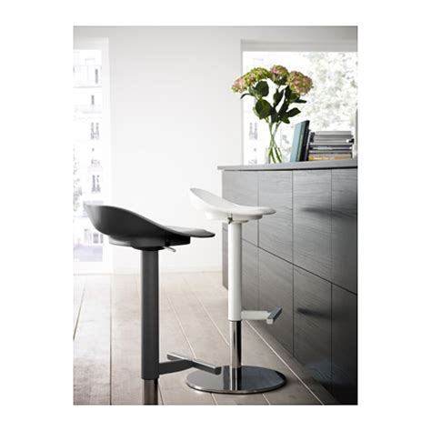 kitchen benches ikea janinge bar stool white 76 cm ikea