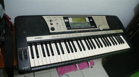 Second Keyboard Yamaha Psr 740 yamaha psr 740 image 1037649 audiofanzine