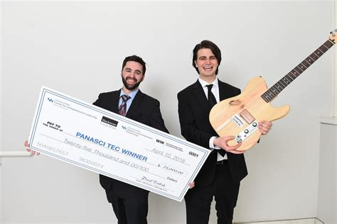 Ub Mba Class Of 2018 by Digital Guitar Tech Shreds To Victory In Ub