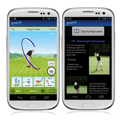 apple golf swing app 14 best images about golf swingtip wireless 3d golf