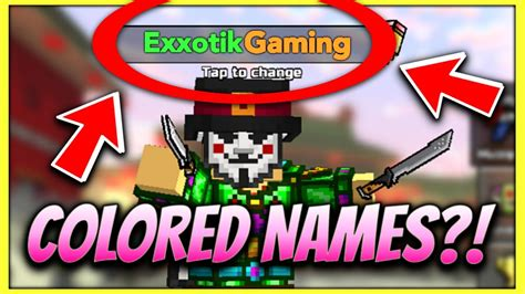 get color how to get color usernames in pixel gun 3d pg3d color