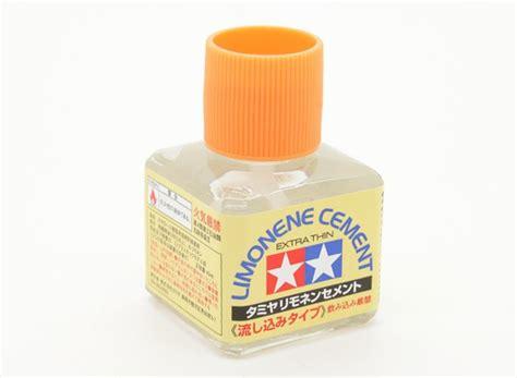 Tamiya Limonene Cement tamiya limonene cement thin 40ml