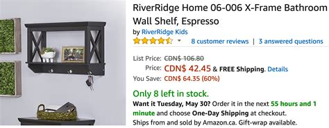 just home decor coupon code amazon canada deals save 60 on riverridge home x frame