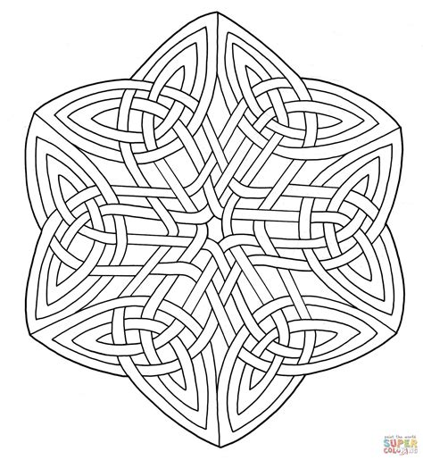 Free Coloring Pages Tennis Shoes Memes Celtic Knot Coloring Pages