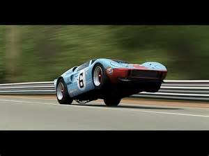 ford gt40 acceleration review youtube
