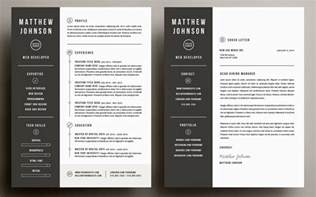 Adobe Illustrator Resume Template by The Best Cv Resume Templates 50 Exles Design Shack