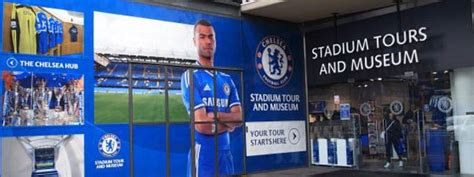 chelsea stadium tour tickets to chelsea stadium and museum tour londontickets ie