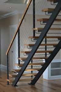 Metal Stairs Design Best 20 Metal Stairs Ideas On Steel Stairs Steel Stairs Design And Industrial Handrail