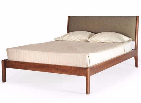 Platform Bed Lewis Lewis Mid Century Modern Platform Bed Gingko Home