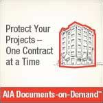 Aia Documents On Demand