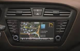 hyundai i20 ab jetzt auch mit navigationssystem hyundai