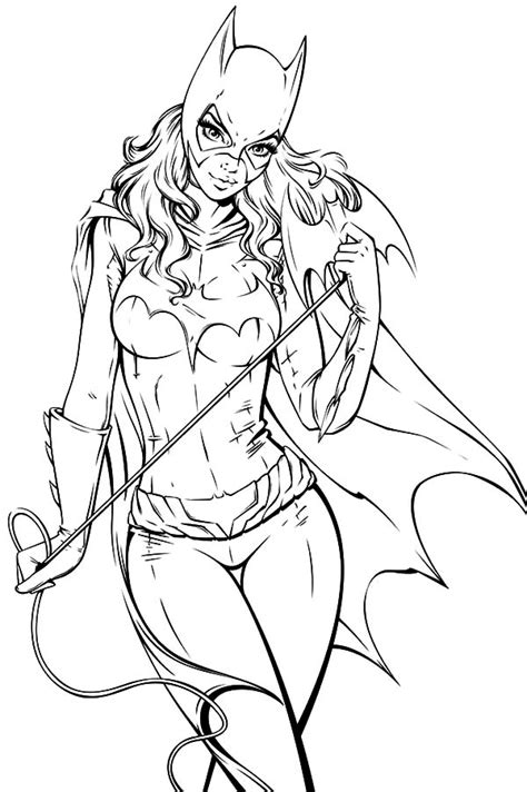 batman happy birthday coloring pages justice league unlimited black canary coloring pages www