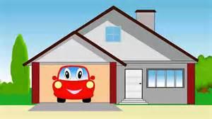 Garage Cartoon | cartoon about cars car garage kids video youtube