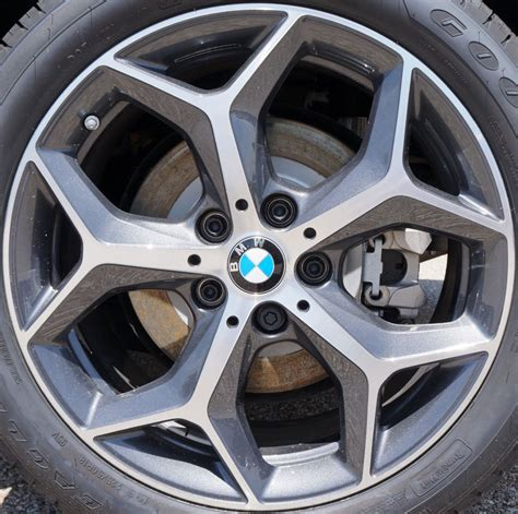 bmw x1 alloy wheels bmw x1 86217mg oem wheel 36116856070 oem original