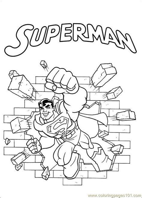 dc super friends coloring pages coloring pages