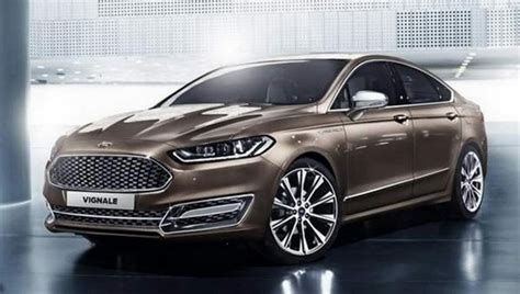 2015 ford mondeo the large family car