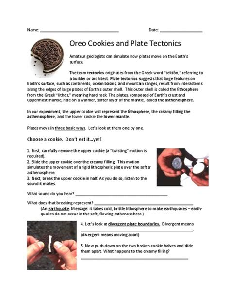 Volcanoes And Plate Tectonics Worksheet by Volcanoes Collection Lesson Planet